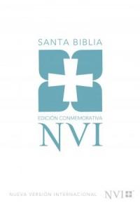 Santa Biblia Edición Conmemorativa NVI -  - Zondervan,