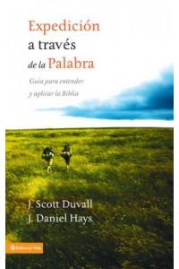 Expedición a Través de la Palabra -  - Duvall, J. Scott