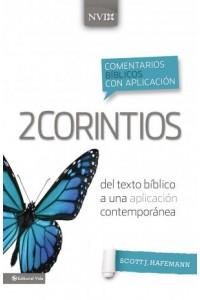 Comentarios Bíblicos con Aplicación NVI: Comentario Bíblico con Aplicación NVI 2 Corintios - 9780829759433 - Hafemann, Scott J.