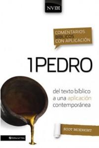 Comentarios Bíblicos con Aplicación NVI: Comentario Bíblico con Aplicación NVI 1 Pedro -  - McKnight, Scot