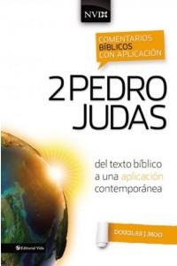 Comentarios Bíblicos con Aplicación NVI: Comentario Bíblico con Aplicación NVI 2 Pedro y Judas
