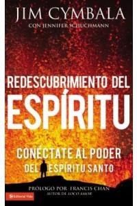 Redescubrimiento del Espíritu -  - Cymbala, Jim