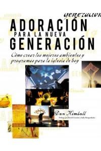 Adoración para la Nueva Generación -  - Kimball, Dan