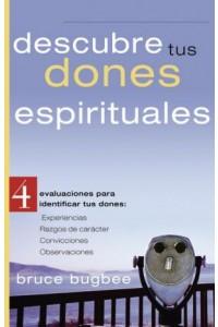 Descubre tus Dones Espirituales -  - Bugbee, Bruce L.