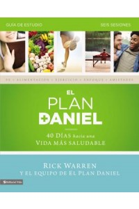 The Daniel Plan: El plan Daniel - Guía de Estudio -  - Warren, Rick