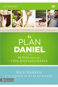 The Daniel Plan: El plan Daniel - Estudio en DVD -  - Warren, Rick
