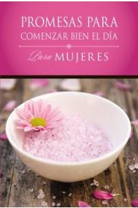 Promesas para Comenzar Bien el día Para Mujeres -  - Carder, David