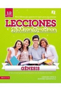 Lecciones Bíblicas Creativas: Génesis -  - Ortiz, Germán