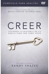 Creer - Currículo para Adultos DVD