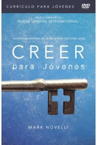 Creer  Currículo para jóvenes DVD -  - Novelli, Mark