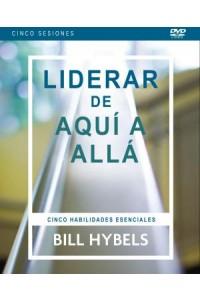 Liderar de Aquí a Allá - Estudio en DVD -  - Hybels, Bill