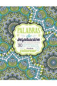 Palabras de Inspiración (Libro para colorear) -  - Zondervan,