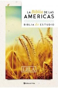 Biblia de las Américas Biblia de Estudio -  - La Biblia de las Américas, LBLA,