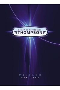 Biblia de referencia Thompson Milenio RVR 1960 -  - Zondervan,