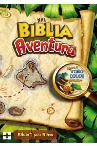 Biblia Aventura NVI -  - Zondervan,