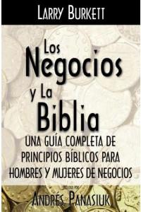 Negocios y la Biblia -  - Burkett, Larry
