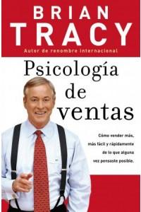 Psicología de Ventas -  - Tracy, Brian