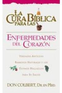 Cura Biblica Enfermedad Del Corazon -  - Colbert, Don