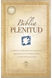 Biblia Plenitud RVR 1960 tapa dura -  - RVR 1960- Reina Valera 1960,