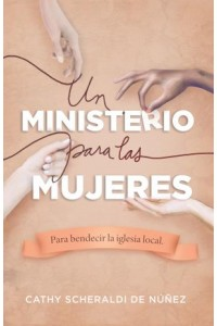Un ministerio para mujeres -  - Scheraldi de Núñez, Cathy