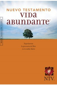 Vida Abundante Nuevo Testamento NTV: Abundant Life New Testament NTV -  - Tyndale