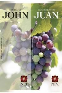 Gospel of John (NLT) / Evangelio de Juan (NTV) Parallel -  - Tyndale