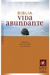 Biblia Vida abundante NTV: Abundant Life Bible NTV -  - Tyndale