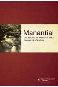 Manantial: Una Fuente de Sabiduria para Cualquier Situacion