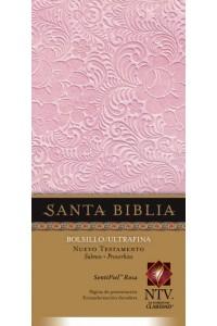 Nuevo Testamento con Salmos y Proverbios NTV, Edición bolsillo ultrafina: New Testament with Psalms and Proverbs NTV, Pocket Thinline Edition -  - Tyndale