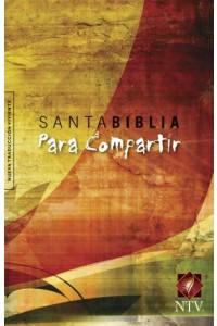 Biblia NTV, Edición Cosecha, Para Compartir: Holy Bible NTV, Harvest Edition, for sharing -  - Tyndale