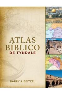 Atlas Bíblico de Tyndale: Tyndale Bible Atlas -  - Beitzel, Barry J.