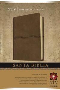 Biblia NTV, Edición de Referencia Ultrafina: Holy Bible NTV, Slimline Reference Edition -  - Tyndale