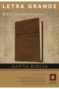 Biblia NTV, Edición de Referencia Ultrafina, Letra grande: Holy Bible NTV, Slimline Reference Edition, Large Print -  - Tyndale
