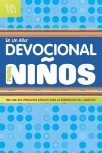 Devocional En Un Año Para Niños -  - Children's Bible Hour