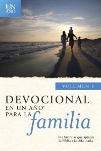 Devocional En Un Año Para la Familia volumen 1: The One Year Family Devotions volume 1