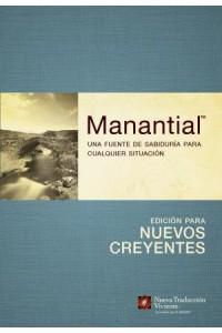 Manantial (Edición para Nuevos Creyentes) -  - Beers, Ronald A.