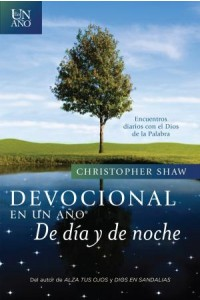 Devocional En Un Año--De día y de noche: The One Year Day and Night Devotional -  - Shaw, Christopher