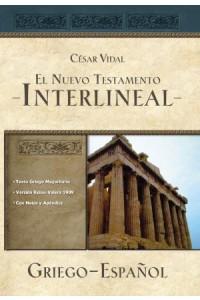 Nuevo Testamento Interlineal griego-español -  - Vidal, César
