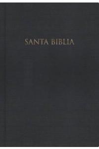 RVR 1960 Biblia para Regalos y Premios, negro tapa dura -