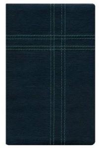 RVR 1960/KJV Biblia Bilingüe Tamaño Personal, negro imitación piel con índice -