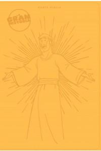 NTV La Gran Historia: Biblia Interactiva, símil piel amarillo -  - McPherson, Heath