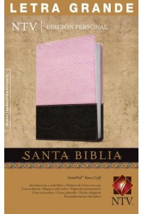 Santa Biblia NTV, Edición personal, letra grande: Holy Bible NTV, Personal Size Edition, Large Print -  - Tyndale