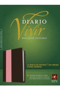 Biblia de Estudio del Diario Vivir NTV: Life Application Study Bible NTV -  - Tyndale