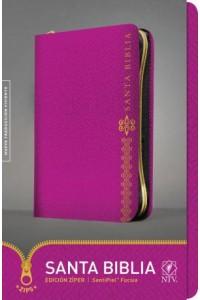 Santa Biblia NTV, Edición zíper: Holy Bible NTV, Zipper Edition -  - Tyndale