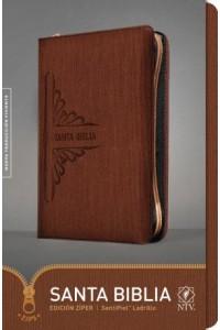 Biblia NTV, Edición zíper: Holy Bible NTV, Zipper Edition -  - Tyndale