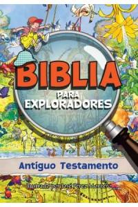 Biblia para Exploradores: Antiguo Testamento: Bible Sleuth: Old Testament -  - Tyndale