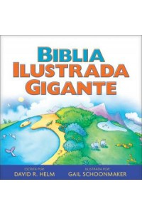 Biblia Ilustrada Gigante: The Big Picture Story Bible - 9781496424396 - Tyndale