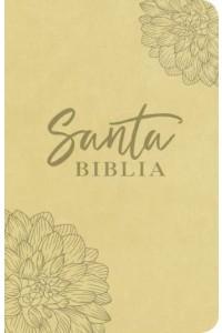 Santa Biblia NTV, Edición ágape, Flor: Holy Bible NTV, Agape Edition, Flower -  - Tyndale