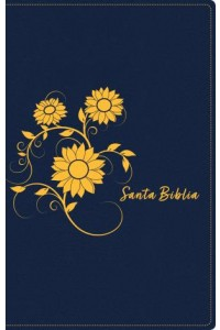 Biblia NTV, Edición zíper, Girasol (SentiPiel) -  - Tyndale House Publishers, Inc.