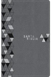 Biblia NTV, Edición zíper, Gris suave (SentiPiel) -  - Tyndale House Publishers, Inc.